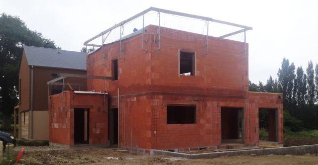 maison briques