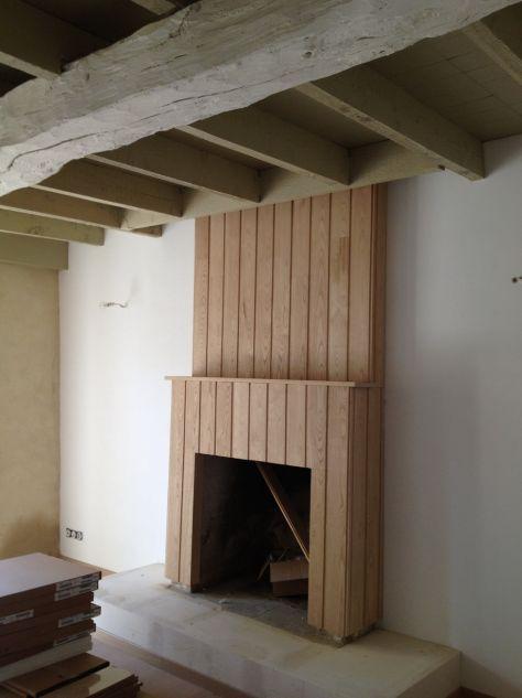 rénovation d'une longère et tranformation d'un ancien pressoir en habitation